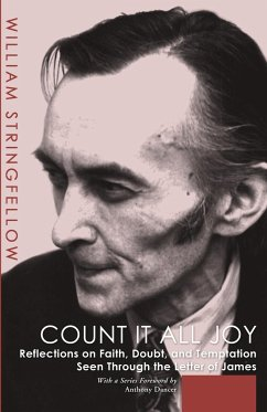 Count It All Joy - Stringfellow, William