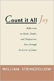 Count It All Joy - William Stringfellow
