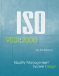ISO 9001:2000 Quality Management System Design - Jay Schlickman