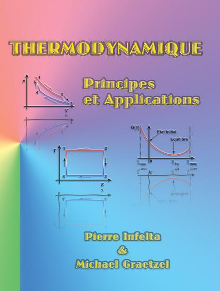 Thermodynamique als eBook von Pierre Infelta, Michael Graetzel - Universal-Publishers.com