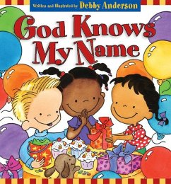 God Knows My Name - Anderson, Debby