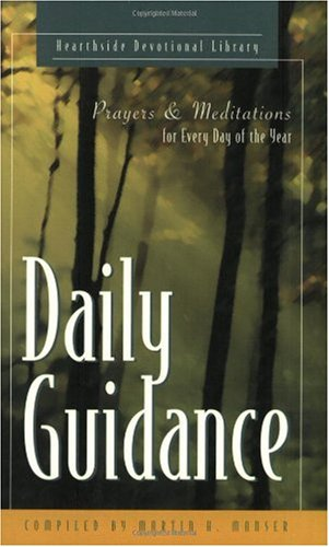 Daily Guidance: Prayers & Meditations for Every Day of the Year