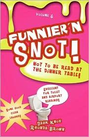 Funnier'N Snot Volume 6 - Dahk Knox, Rhonda Brown