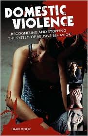 Domestic Violence - Warren B. Dahk Knox, Designed by Kellie Warren-Underwood