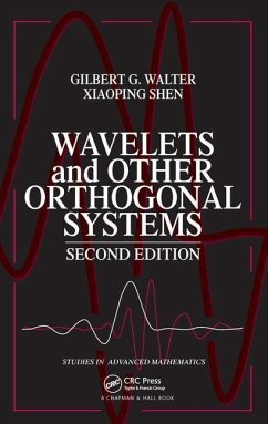 Wavelets and Other Orthogonal Systems, Second Edition - Walter, Gilbert G. Shen, Xiaoping Walter, Golbert G.