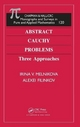 Abstract Cauchy Problems - Irina V. Melnikova; Alexei Filinkov