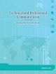 Technical and Professional Communication: Integrating Texts and Visuals
