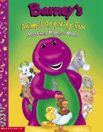 Barney's Animal Activity Fun: Matches, Mazes & More!