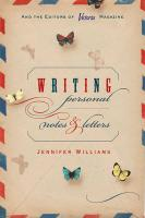 Writing Personal Notes & Letters