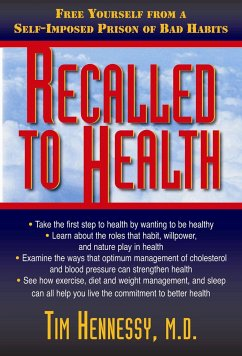 Recalled to Health - Hennessy, Tim