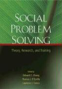 Social Problem Solving: Theory, Research, and Training