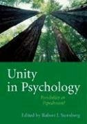 Unity in Psychology: Possibility or Pipedream? - Herausgeber: Sternberg, Robert J. , PhD