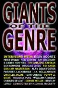 Giants of the Genre: Interviews with Science Fiction, Fantasy, and Horror's Greatest Talents