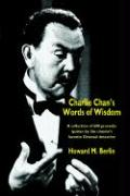 Charlie Chan's Words of Wisdom