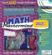 Math MasterMind Grade 2 [With CDROMWith Workbook, Activity Book, Parent's Manual and 26 Tangram CardsWith Cubes, Shapes, Cl - Silver Dolphin