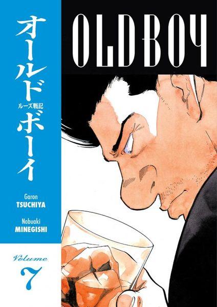 Old Boy Volume 7 - Garon Tsuchiya
