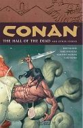 Conan Volume 4: The Halls of the Dead and Other Stories