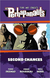 The Perhapanauts: Second Chances - Craig Rousseau