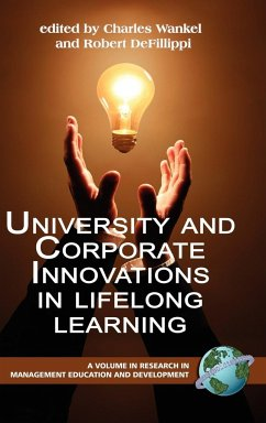 University and Corporate Innovations in Lifelong Learning (Hc) - Herausgeber: Defillippi, Robert Wankel, Charles