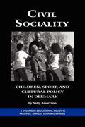 Anderson, Sally: Civil Sociality
