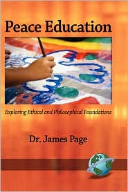 Peace Education - James Page