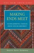 Making Ends Meet: Income-Generating Strategies Among Mexican Immigrants