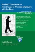Plunkett's Companion to the Almanac of American Employers 2011 - Plunkett, Jack W.