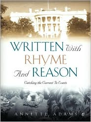 Written With Rhyme And Reason - Annette Adams