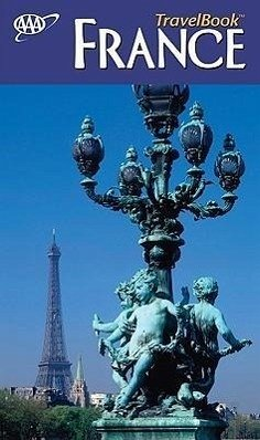 AAA France Travelbook - Phillips, Laurence