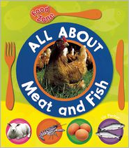 All About Meat and Fish - Vic Parker