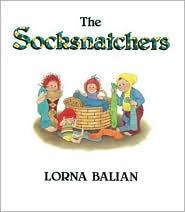 The Socksnatchers - Lorna Balian