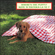 Where's the Puppy? (Haitian Creole/English) - Cheryl Christian