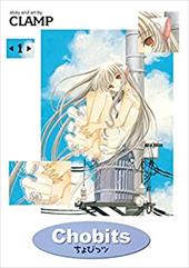 Chobits Book 1 - CLAMP