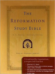 Reformation Study Bible-ESV - Presbyterian and Reformed Publishing
