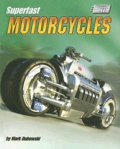 Superfast Motorcycles - Dubowski, Mark