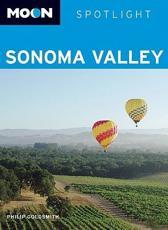 Moon Spotlight Sonoma Valley - Philip Goldsmith