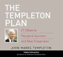The Templeton Plan: 21 Steps to Personal Success and Real Happiness - Templeton, John Marks