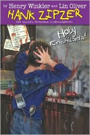 Holy Enchilada! (Hank Zipzer Series #6) - Henry Winkler, Lin Oliver