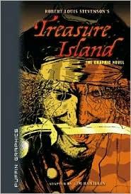 Treasure Island - Robert Louis Stevenson, Adapted by Tim Hamilton