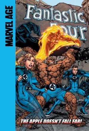 Marvel Age Fantastic Four: The Apple Doesn't Fall Far