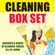 Cleaning Box Set: Discover A Bunch Of Cleaning Guides All In 1 Book - Old Natural Ways
