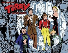 The Complete Terry and the Pirates: Volume 1: 1934-1936