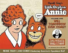 Complete Little Orphan Annie - 9 Piece Display