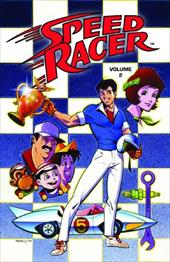 Speed Racer: Volume 2 - Waldron, Lamar / Schiller, Fred / Thompson, Jill
