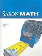 Saxon Math Intermediate 5