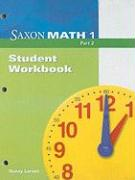 Saxon Math 1 Part 2, Student Workbook