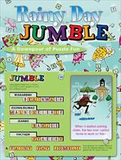 Rainy Day Jumble: A Downpour of Puzzle Fun - Arnold, Henri / Lee, Bob / Argirion, Mike