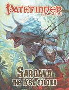 Sargava, the Lost Colony