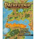 Pathfinder Chronicles: Inner Sea Poster Map Folio - Rob Lazzaretti