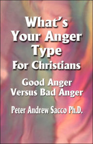 What's Your Anger Type For Christians - Good Anger Versus Bad Anger? - Peter Andrew Sacco Phd